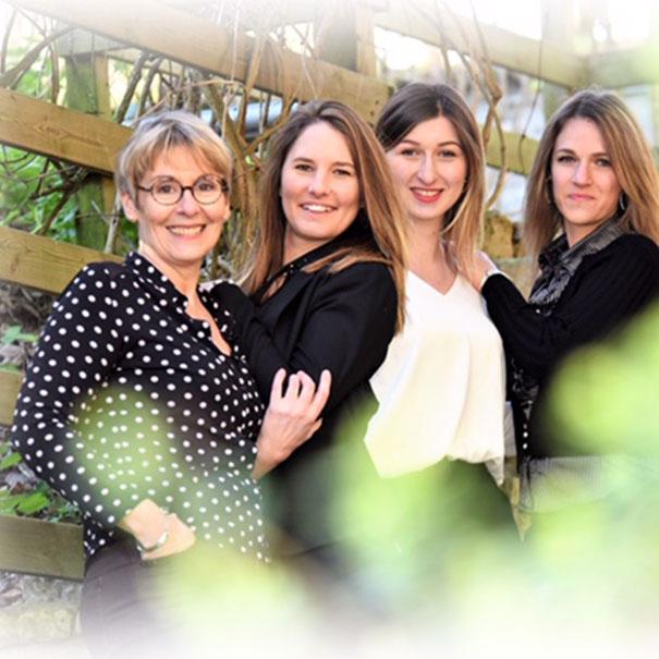 L'équipe de l'institut Mademoiselle Bonjour vous partage leurs passions